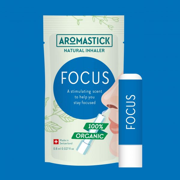 inalador Aromastick Focus