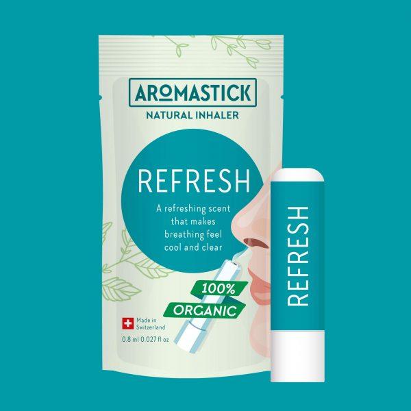 inalador Aromastick Refresh