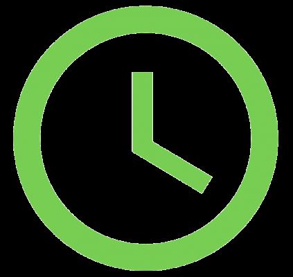 ícone tempo rapidez